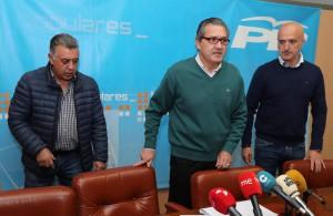 Adolfo Canedo grupo PP Consejo Comarcal /