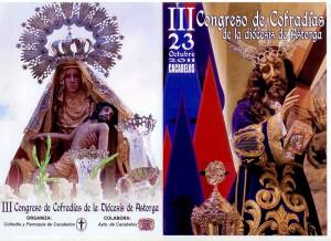 III Congreso de Cofradías organizado durante la Alcaldía de Canedo